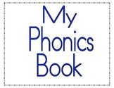 Alphabet and Phonics Practice Book