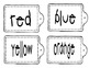 Alphabet and Sight Word Cards