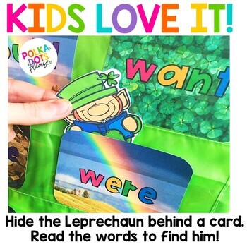 Alphabet and Sight Word Game