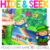 Sight Word Game | St Patrick's Day