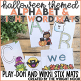 Halloween Sight Words and Letter Formation Practice