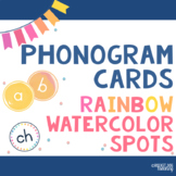 Alphabet and Spalding Phonograms for Classroom Display (Wa