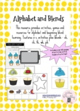 Alphabet and blends