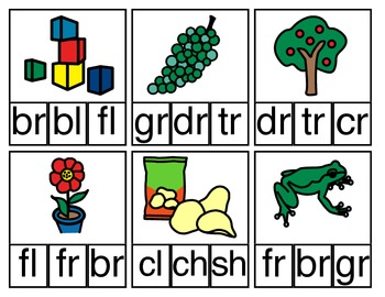 Alphabet (and blends) Clips