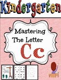 Alphabet Specialty: Letter C Alpha Pack  (16 pages) Kinder