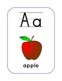 Alphabet banner