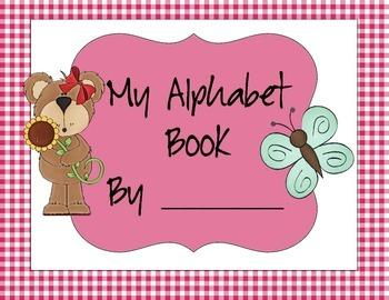 Alphabet Book Set