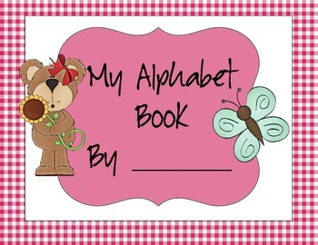 Alphabet Book Set