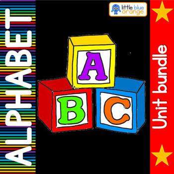 Alphabet - beginning sound - bundle