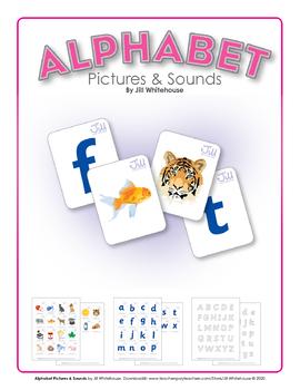 Alphabet by Jill Whitehouse