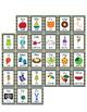 Alphabet cards, beginning sounds