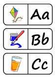 Alphabet dominoe