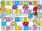 Alphabet fairy game