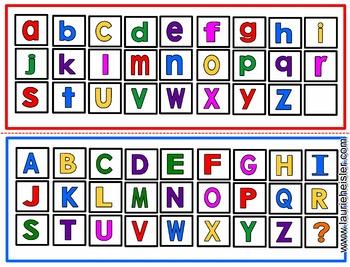 Alphabet Flash Cards Pdf