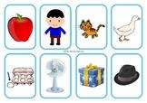 Alphabet flashcards - Small