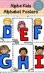 Alphabet & Number Posters Bundle