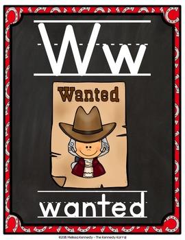 Alphabet: Western