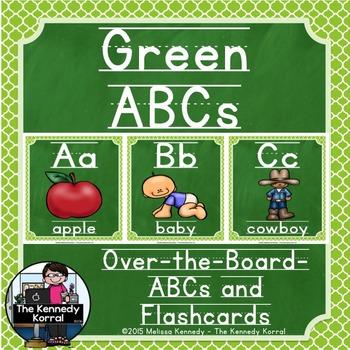 Alphabet: Green