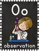 Alphabet: Science