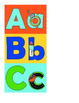 Alphabet for Spanish Word Wall / Bilingual Classrooms, Dua