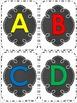 Alphabet (alphabet en minuscules et majuscules)