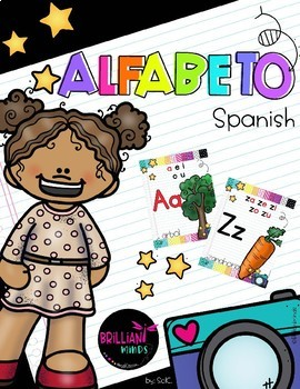 Alphabet in Spanish / Alfabeto