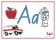 Alphabet letter pictures