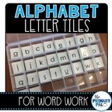 Alphabet Letter Tiles