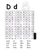 Alphabet letter/word search