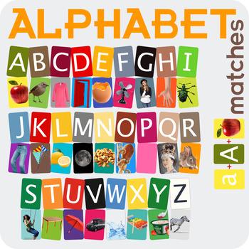 Alphabet matches