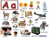 Alphabet, multicultural, religion, Reggio, environment, he