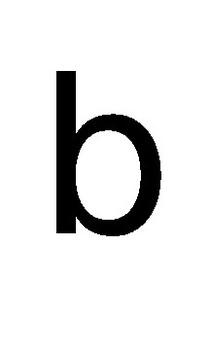 Alphabet on Notecards
