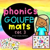 Alphabet phonics mats GOULFB | Jolly Phonics activities