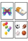 Alphabet picture flashcards