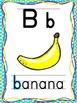 Alphabet posters - 2 sizes