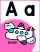 Alphabet posters- ABECEDARIO SPANISH