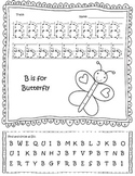 ABC practice sheets