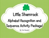 Alphabet Sequencing: Saint Patrick's Day Sequencing game and song