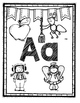 Alphabet story and craft pack- Letter A