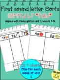 FUN Alphabet t-charts