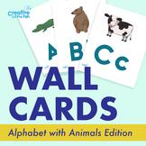 Alphabet Cards with Animals