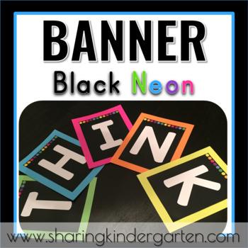 Banner {Black Neon}