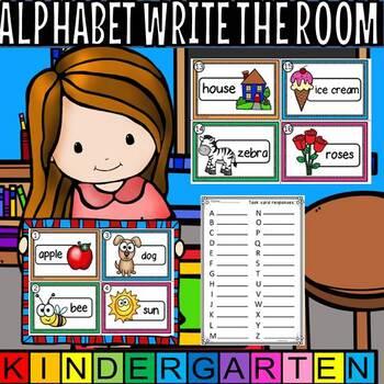 write the room alphabet (50% off for 48 hours)