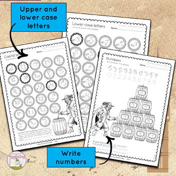 Alphabet Handwriting Worksheets for 5 - 11 years: Success with Guy Fawkes