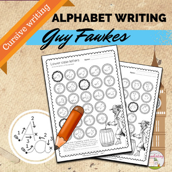 Alphabet Handwriting Worksheets for 5 - 11 years: Success