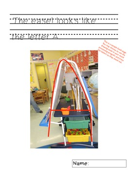 Class Alphabet Book