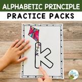 Alphabetic Principle Activities Orton-Gillingham Resources Level One