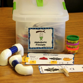 Alphabetic Principle Intervention Kit for Teachers