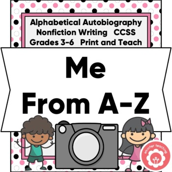 Alphabetical Autobiography: The Story Of Me From A-Z, Nonf