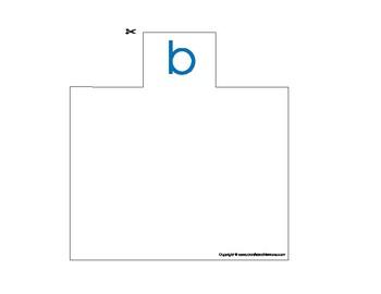 Montessori Alphabetical Divider Index System, print.